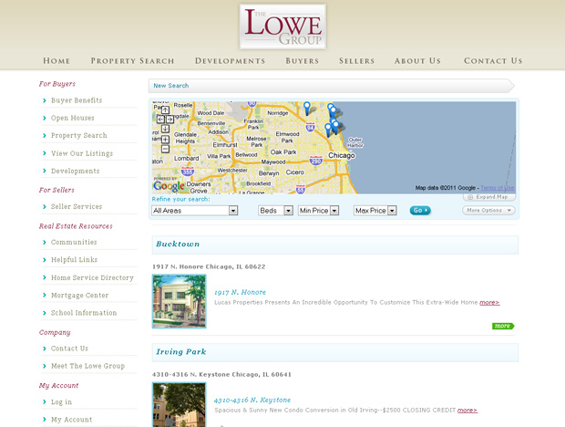 The Lowe Group Chicago